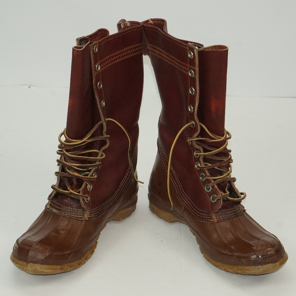 237a9c364707 Vintage Converse Hunting Duck Boots